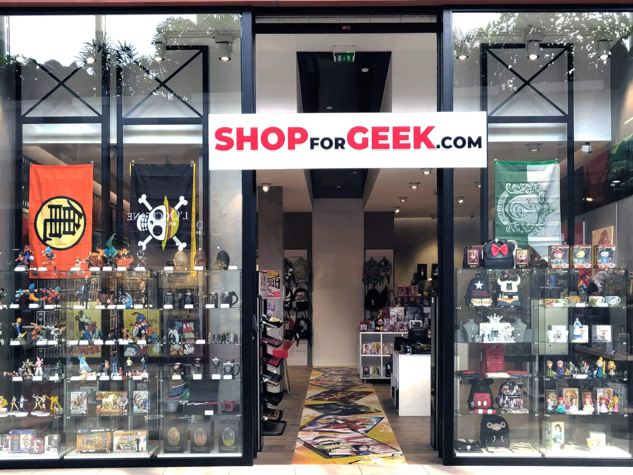 ShopForGeek Mont-Saint-Martin