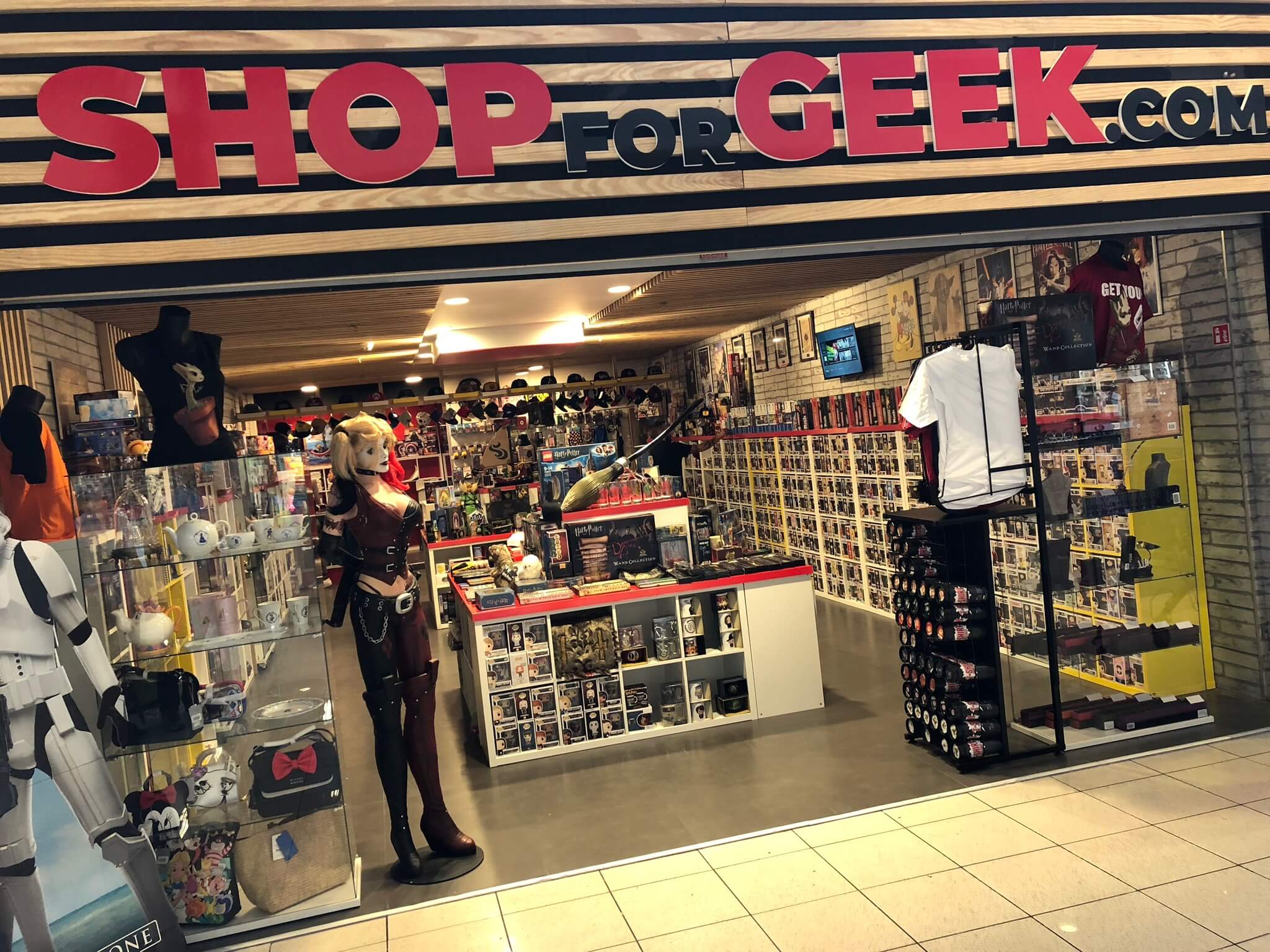 ShopForGeek Rocourt