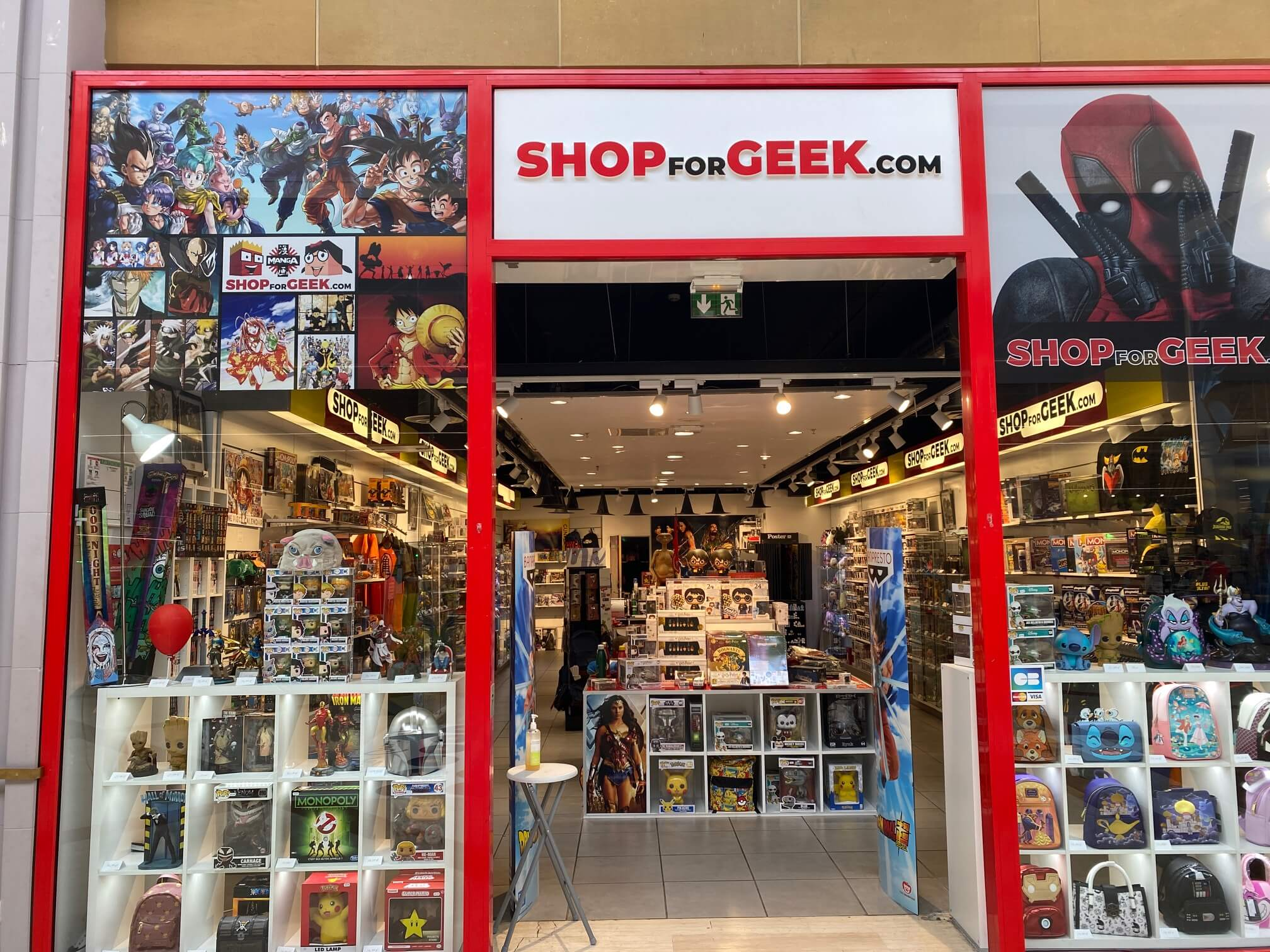 ShopForGeek Semécourt